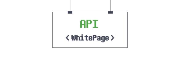 api white page